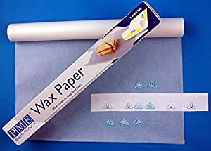 PME Wax Paper, Transparent