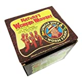 Uncle Jim's Worm Farm 1,000 Count Red Wiggler Live Composting Worms ~ Uncle Jim's Worm Farm