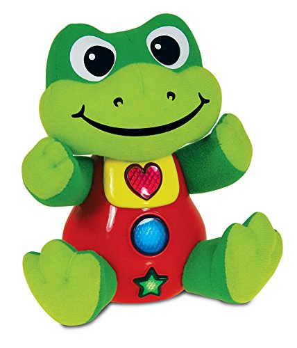 The Learning Journey Smart Pal Frog Musical Toy - 1