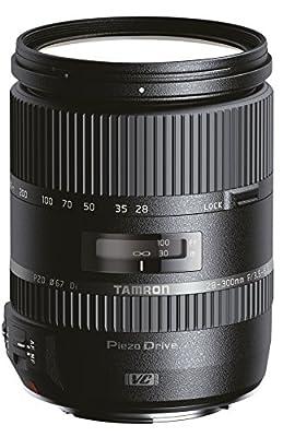 Tamron A010E 28-300mm F/3.5-6.3 Di VC PZD Zoom Lens for Canon EF Cameras - International Version (No Warranty)