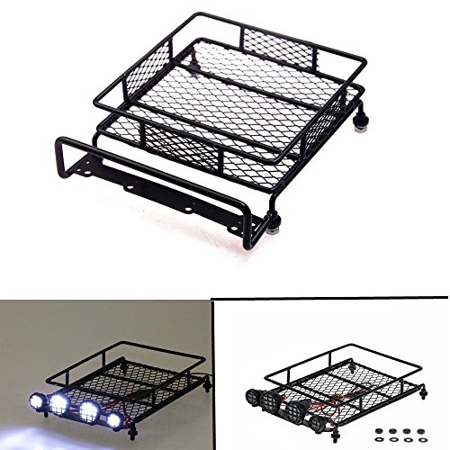 1-10-scale-metal-luggage-roof-rack-with-led-light-bar-for-tamiya-axial-rc4wd-rc-crawler-truck-access
