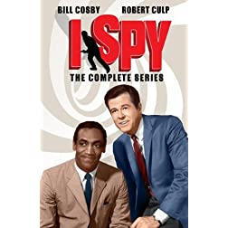 I Spy: The Complete Series