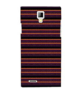 Fire Wall Roads 3D Hard Polycarbonate Designer Back Case Cover for Micromax Canvas Xpress A99