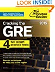 Cracking the GRE with 4 Practice Test...