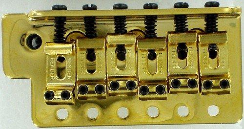 Gold Fender Vintage-Style Standard Series Stratocaster® Bridge Pre /'06