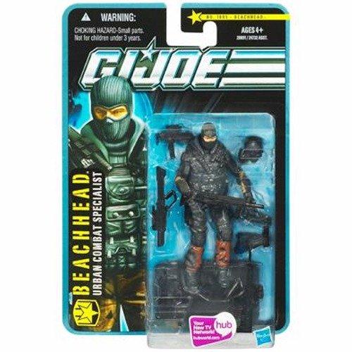G.I. Joe Beachhead Urban Combat Specialist – City Strike – The Pursuit of Cobra – Actionfigur von Hasbro günstig als Geschenk kaufen