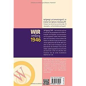 Wir vom Jahrgang 1946 - Kindheit und Jugend (Jahrgangsbände)