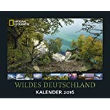 Wildes Deutschland 2016 - National Geographic Landschaftskalender - 60 x 47,5 cm
