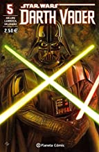 Star Wars Darth Vader 5 (Cómics Marvel Star Wars)