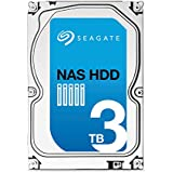 Seagate 3TB NAS HDD SATA 6Gb/s 64MB Cache 3.5-Inch Internal Bare Drive (ST3000VN000)