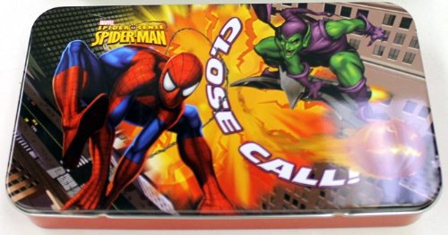 Storage Box - Marvel - Spiderman - Close Call (Lunch Box) - 1