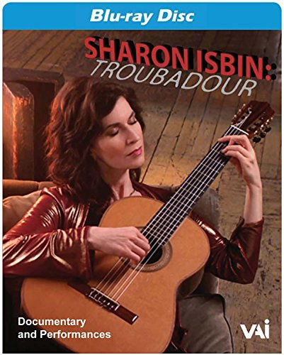 Sharon Isbin – Troubadour: Documetary & Performances (2015) Blu-ray 1080i AVC PCM 2.0