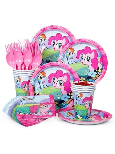 Buy My Little Pony Standard Kit (Serves 8) - ALT