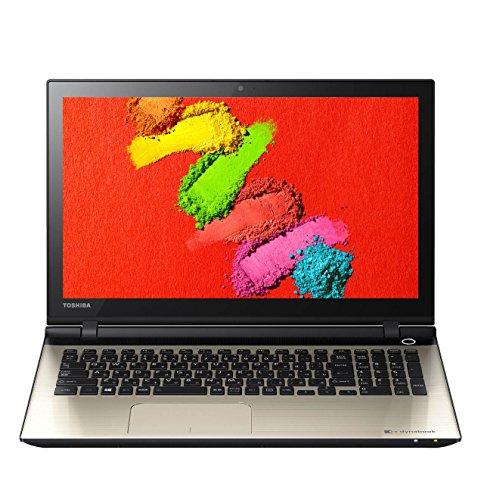 東芝 dynabook AZ75/TG 東芝Webオリジナルモデル (Windows 10 Home/Office Home and Business Premium プラス Office 365 サービス /タッチパネル付15.6型/core i7/1TB Hybrid/NVIDIA GeForce GTX 950M/サテンゴールド) PAZ75TG-BWA