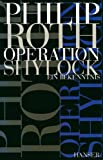 Image of Operation Shylock. Ein Bekenntnis.