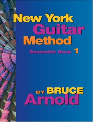 New York Guitar Method Ensemble Book 1 (Guitar New York compare prices)