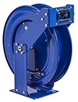 Coxreels TSHL-N-575 Supreme Duty Spring Rewind Hose Reel for air/water/oil: 3/4