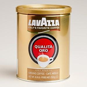 Lavazza Qualita Oro Gold 8.8 oz. (pack of 3)