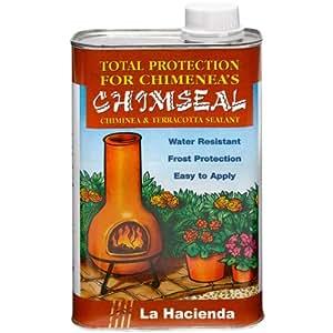La Hacienda Chimseal Clay Sealer For Chimeneas 1L