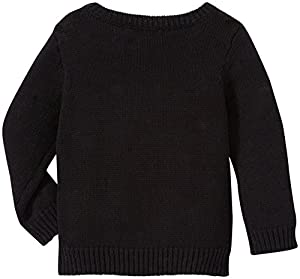 kate spade york Baby Girls' Pastry Sweater-Black