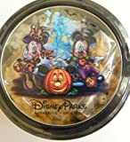 Disney Theme Park Exclusive Mickeys Not so Scary Halloween Party 2013 Popcorn W Tin Minnie Haunted Mansion Caramel Plain Cheese Sampler Wdw MNSSHP