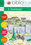 Le Bibliobus CE2 L'Antiquit� - cycle 3