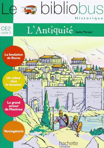 Le Bibliobus CE2 L'Antiquité - cycle 3