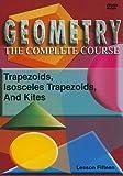 echange, troc Trapezoids Isosceles Trapezoids & Kites [Import USA Zone 1]