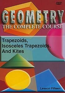 Trapezoids Isosceles Trapezoids & Kites [USA] [DVD]