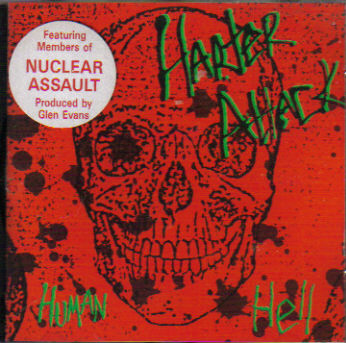 Harter Attack - Human Hell-1990-MCA int Download