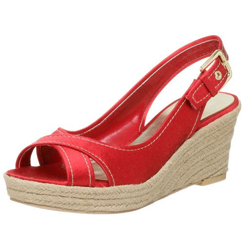 Franco Sarto Women&#039;s Comedy Espadrille - Free Overnight Shipping &amp; Return Shipping: Endless.com from endless.com