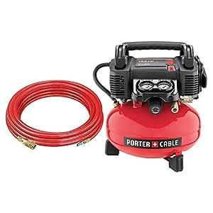 Amazon.com: Porter-Cable - 4-Gal. Portable Electric Air