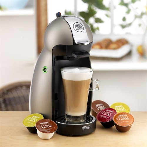 Learn More About DeLonghi Nescafe Dolce Gusto Piccolo Plus Coffeemaker, Produces Gourmet Coffees, La...