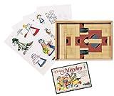 Produktbild von Anker Märchenbaukasten Nr. 1, im Holzkasten