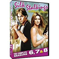 Silk Stalkings Complete Seasons 6, 7 & 8
