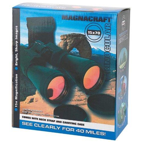 15X70 Binocular W/Rubi Lenses