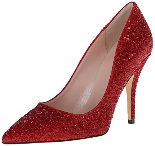 Kate Spade New York Women'S Licorice Dress Pump,Red,7.5 M Us