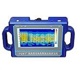 Newest PQWT-S500 Ground Water Detection With Adjust Depth 150m/300m/500m (Color: Blue, Tamaño: Medium)