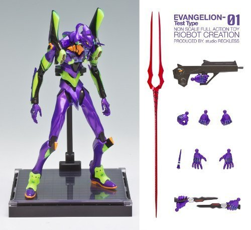 RIOBOT CREATION Evangelion machine metallic color (quantity limited product)