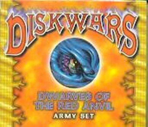 DiskWars: Dwarves of the Red Anvil Army Set - 1