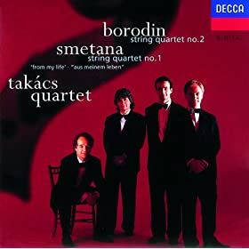 "Smetana: String Quartet No.1 in E minor ""From my Life"" - 4. Vivace"