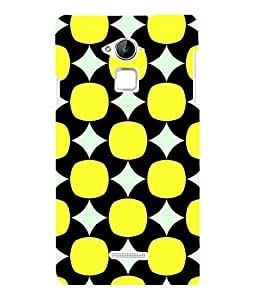 printtech Cool Design Back Case Cover for Coolpad Note 3 Lite