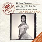R Strauss: Four Last Songs/Arias