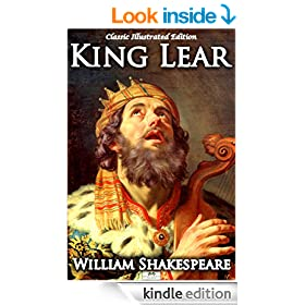 King Lear (Classic Illustrated Edition)