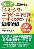 切らずに治療する!「シミ・シワ・ニキビ・ニキビ跡・アザ・ホクロ・イボ」最新治療—豊富な症例数が信頼の証し