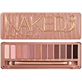 UD Naked 3 Eyeshadow Palette - 100% Authentic