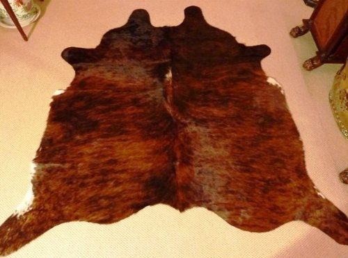 Natural Cowhide - Choice of Colours