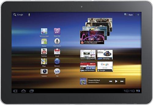 "Samsung Galaxy Tab 4G 10.1"" 16GB Android Tablet , White (Verizon Wireless)"