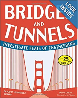 Neat book for learning about bridges (CC Cycle 2 Week 20-21 Science Project)