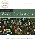 img - for Heritage of World Civilizations, The, Combined Volume (8th Edition) book / textbook / text book